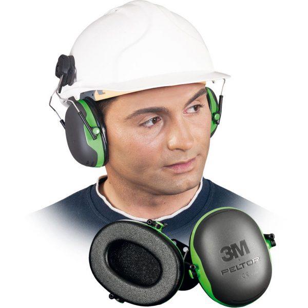 ochrona słuchu - nauszniki