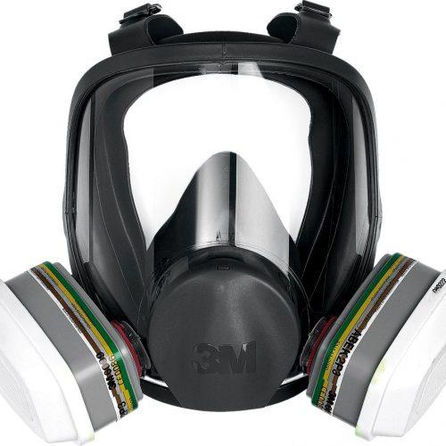 maski ochronne pelnotwarzowe BHP